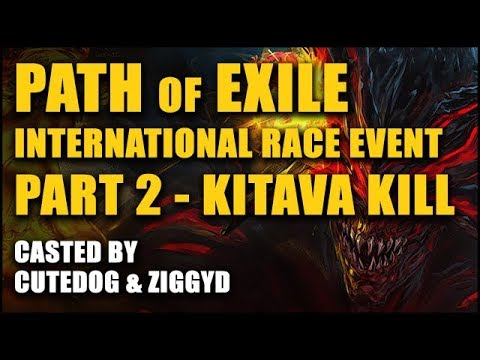 Xxx Mp4 PoE International Race Event 2 KITAVA Kill Casted By ZIGGYD CuteDog 3gp Sex