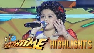 Lea Salonga MiNiME impresses with her version of