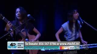 Philippine Benefit Special: Nalani & Sarina Peformances