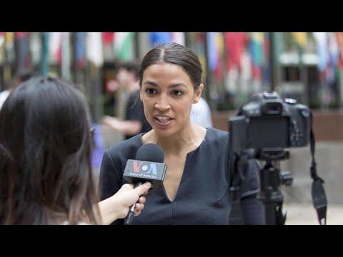 Xxx Mp4 What Does Alexandria Ocasio Cortez S Primary Upset Mean For Democrats 3gp Sex