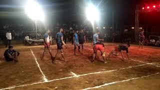Vande Mataram vs Mahadev club kabaddi match 2018(part:-1)