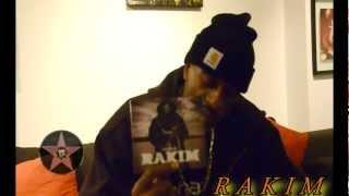 Exclusive Interview with RAKIM ALLAH THE GOD MC