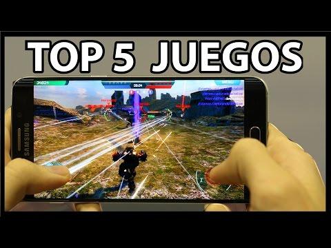 MEJORES JUEGOS para Android 2016 Acción arcade y estrategia