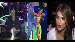 بعيدا عن بذلة الرقص..أول خروج إعلامي للراقصة مايا الشهيرة.. الراقصة نور هي اللي دخلاتني لهاذ الميدان