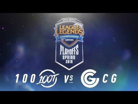 Xxx Mp4 100 Vs CG NA LCS Spring Playoffs Semifinals Game 5 100 Thieves Vs Clutch Gaming 3gp Sex