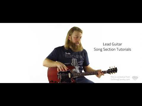 You Make It Easy Guitar Lesson and Tutorial - Jason Aldean