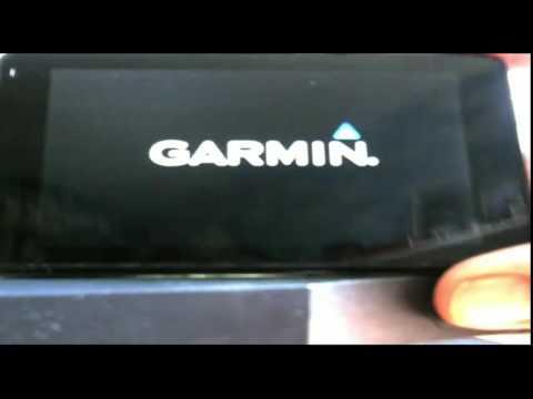 GPS GARMIN Remise en configuration d'usine - Master Reset FR