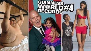 10 PERSONE ASSURDE E DA NON CREDERE - GUINNESS WORLD RECORDS #4