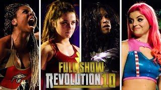 FULL SHOW — GWF Women's Wrestling Revolution 10 [ENGLISH COMMENTARY]