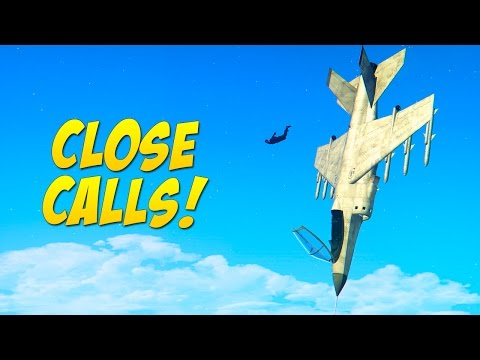 From the Skies Close Calls 99