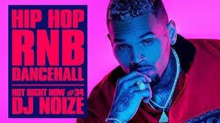 🔥 Hot Right Now #34 |Urban Club Mix January 2019 | New Hip Hop R&B Rap Dancehall Songs|DJ Noize