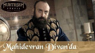Mahidevran Divan'a Zorla Girer - Muhteşem Yüzyıl 45.Bölüm