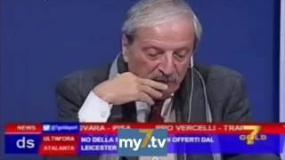 DirettaStadio 7Gold Juventus Milan 2-1 Crudeli scatenato: lite con Corno!