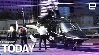 Uber Copter redefines the airport commute for the 1 percent | Engadget Today