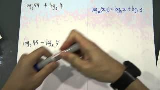 SPM - Add Maths - Form 4 - Logarithms (Basic to Advance - 1)