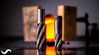 CAN YOU FORGE A GIANT END MILL?!