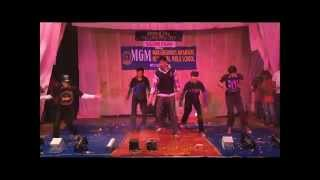 mgm kottarrakara 2011  9 th and 10th dance