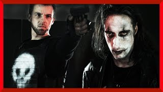 The Crow vs The Punisher | Alternate Ending | Live Action Fight
