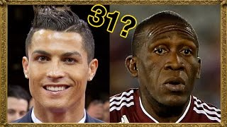 40 Footballers You Won't Believe Are The Same Age