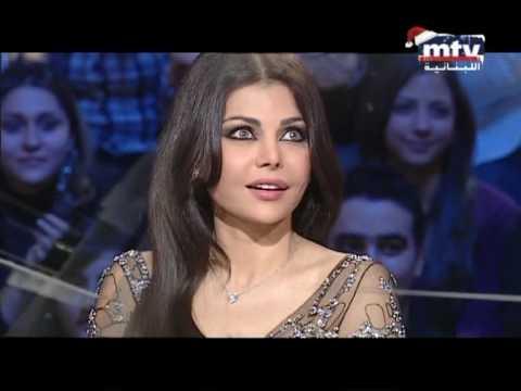 Xxx Mp4 Haifa Wahbe On MTV Lebanon ARABIC Part 1 3gp Sex