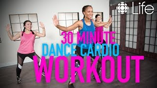 30 minute dance cardio total body workout | Fit Class | CBC Life