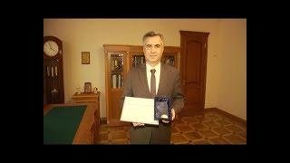 Ректора ХНМУ нагородили престижною відзнакою Web of Science Award 2018 - Вісті Ньюс. ВідеоНовини