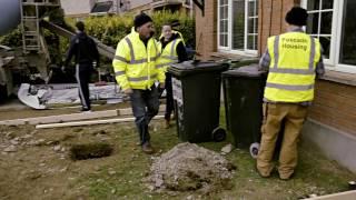 Foscadh house rebuild