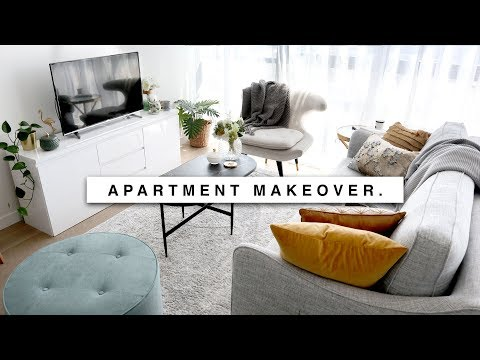 Apartment Makeover Styling & Organizing My Home