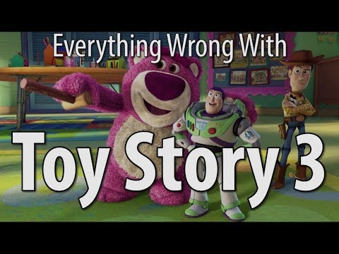 Everything Wrong With Toy Story 3 In 14 Minutes Or Less
