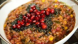 Ash Anar or Pomegranate Soup (Ashe Anar) Recipe