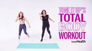 Tone It Up's Total Body Workout | Health