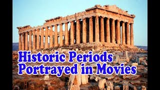 10 Most Popular Historic Periods Portrayed in Movies | Amazing Top 10