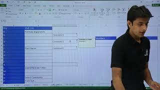 MS Excel - Shortcuts Ctrl+Shift+A To Ctrl+Shift+Z