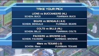 Time to Schein: Week 14 NFL picks