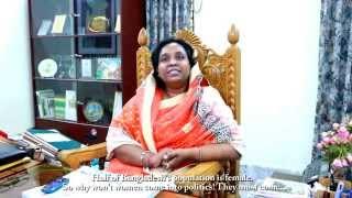 Mayor of Narayanganj Dr. Selina Hayat Ivy