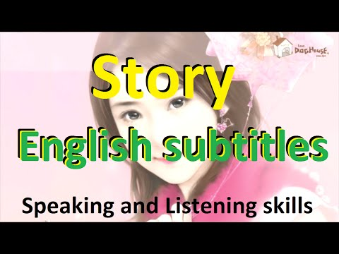 Learn english through story Three is a Lucky Number (level 1)