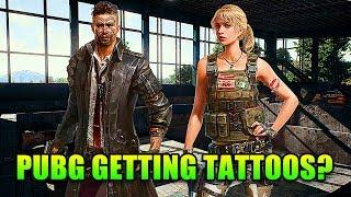 PUBG Getting Tattoos? - This Week in Gaming   FPS News