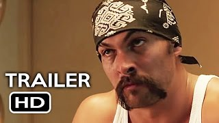 Once Upon a Time in Venice Official Trailer #1 (2017) Jason Momoa, Bruce Willis Comedy Movie HD