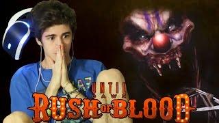 MIGLIOR HORROR DEL 2016 (ASSURDO). - UNTIL DAWN: RUSH OF BLOOD (Playstation VR)