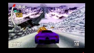 Let's Play Need For Speed II (4/7) - Mystic Peaks