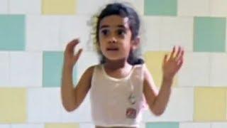 Kavya & Baladitya scared of snake - Little Soldiers Movie Scenes - Heera, Ramesh Aravind