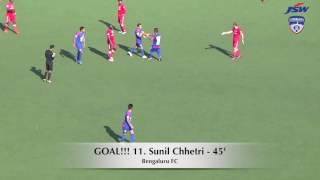 Highlights: Aizawl FC vs Bengaluru FC