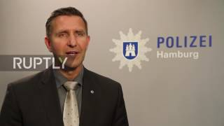 Germany: 210 Berlin cops dismissed from G20 after wild partying