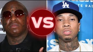Birdman DISS Tyga ' I Dont owe you anything you owed me an album thats why you paid'