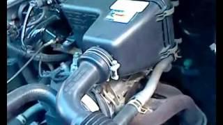 Letak nomor mesin dan rangka Daihatsu Xenia 1 0