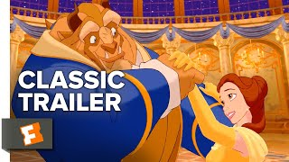 Beauty and the Beast (1991) Trailer #1 | Movieclips Classic Trailers