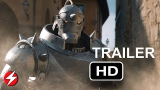 Fullmetal Alchemist Live-Action Official Trailer #2 (2017) English Sub