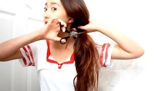 CUTTING ALL MY HAIR
