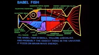 Babel Fish - The Oddest Thing In The Universe - The Hitchhiker