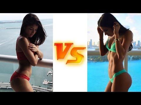 Yovanna Ventura VS Jen Selter , jen selter workout